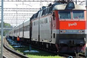 На майские праздники в Брянск пустят дополнительные поезда из Санкт-Петербурга