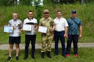Брянские росгвардейцы стали призёрами турнира по служебному биатлону