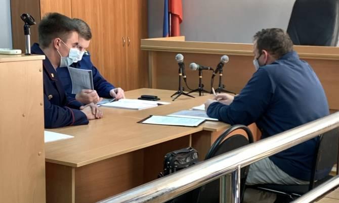 В Брянске решают вопрос об аресте сына бывшего вице-губернатора