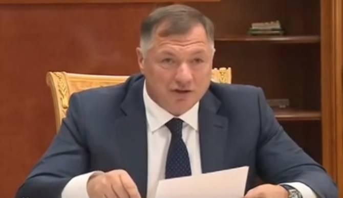 Вице-премьер доложил о новой брянской дороге Путину