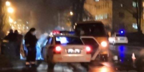 В Брянске маршрутка №76 сбила человека