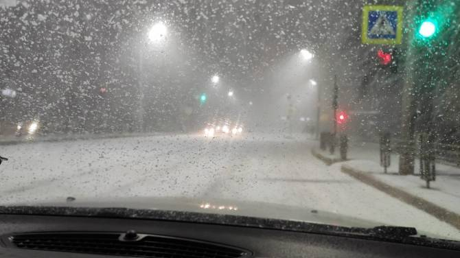 Погоду на Брянщине объявили потенциально опасной