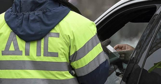 Брянский гаишник погорел на взятке в 1,5 тысячи рублей