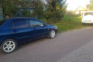 В Карачевском районе поймали пьяного 30-летнего водителя Mitsubishi