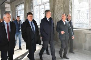 На Старом аэропорту в Брянске появится школа на 1225 мест