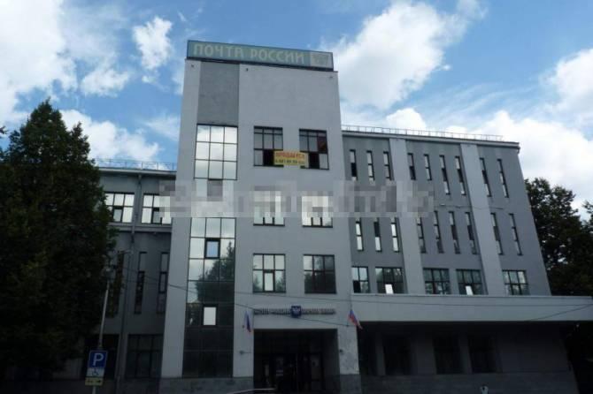 В Брянска выставили на продажу часть здания на Карла Маркса