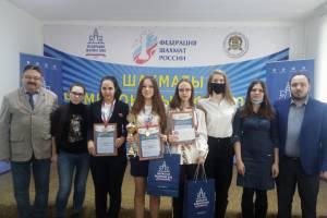 В Брянске определили лучших шахматистов ЦФО