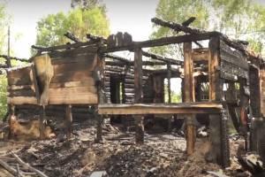 В Ржанице отвергнутый сожитель сжег дом женщины
