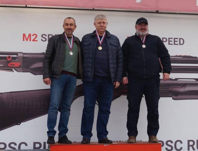 Брянцы взяли 4 медали на чемпионате ЦФО по стрельбе из пистолета