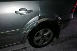 В Севске водителя ВАЗ устроил аварию и скрылся