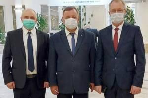 Отвечающие за медицину брянские чиновники отправились на совещание в Москву