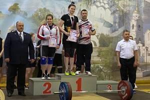 Брянские тяжелоатлеты завоевали три золота на чемпионате ЦФО
