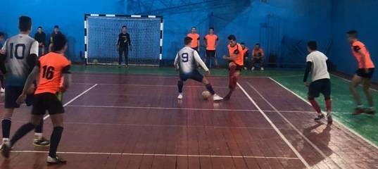 Стартовал чемпионат карачевской лиги по мини-футболу
