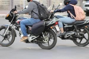 В Сельцо мотоциклист влетел в столб