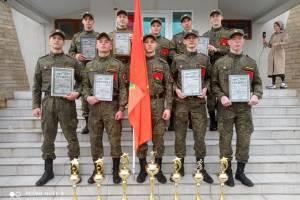 Брянские юнармейцы в Чечне выбили «десятку» в стрельбе из лука