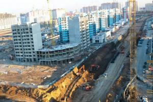 В Брянской области с начала года построили 2817 квартир