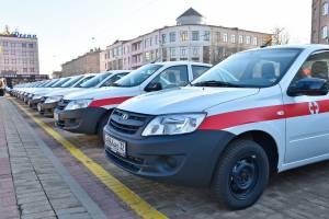 В Брянске заявили об обеспеченности машинами скорой помощи
