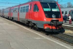 На майских выходных поезда Москва-Брянск перевезли 82 тыс пассажиров