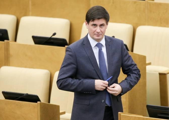 Вадим Деньгин представит Брянскую область в Совете Федерации