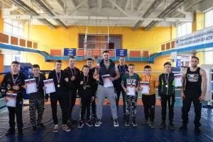 Брянские боксеры взяли 12 медалей на Первенстве Орловской области