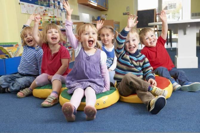 В Брянской области на 100 мест в садиках приходится 105 детей