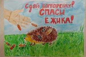 Ученики брянской школы №28 спасли больше всех ежиков