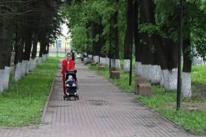 В Брянске нашли недостатки при ремонте сквера энергетиков
