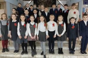 Брянские гимназисты прошли по «партизанской тропе»