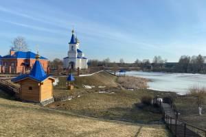 Брянский храм в селе Алешенка отметил престольное торжество