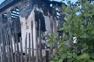 Неравнодушные брянцы попросили помочь погорельцам из посёлка Кузьмино