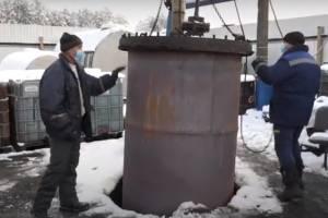 В этом году в Брянске утилизировали 100 тысяч тонн автомобильных шин