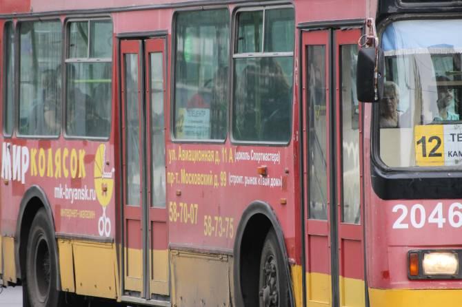 Водители брянских троллейбусов уезжают за деньгами в Москву