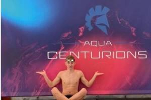 Брянский пловец Илья Бородин победил на турнире в Неаполе