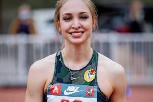 Брянская легкоатлетка Аксана Гатауллина завоевала бронзу этапа World Athletics