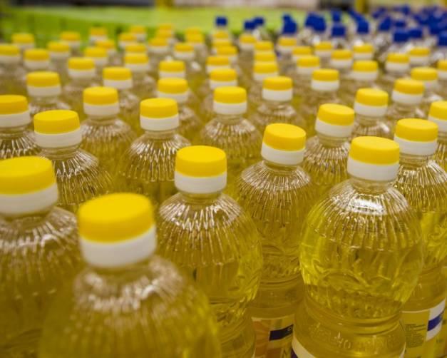 На четверть за год подорожало подсолнечное масло в Брянской области