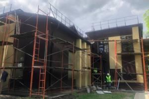 Под Брянском завершается ремонт музея на «Партизанской Поляне»