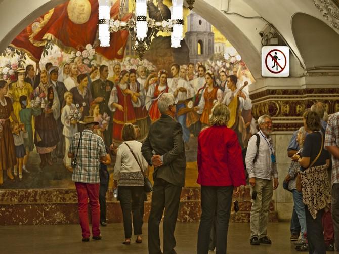 Брянские фотографы попали в путеводитель по культуре Москвы