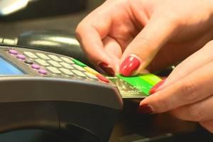 В Сельцо продавец оплатила свои покупки забытой покупателем картой