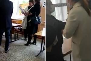 На скандальном УИК ещё два человека нашли чужие подписи