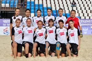 Брянские футболистки достойно выступили на соревнованиях в Москве