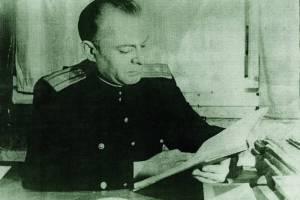 В Брянске открыли мемориальную доску писателю Николаю Патову