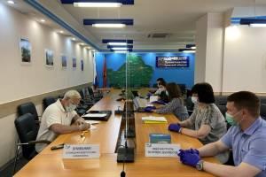 В Брянский облизбирком подал документы первый претендент на кресло в Госдуме