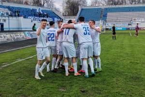 Брянское «Динамо» победило на своем поле московский «Велес»