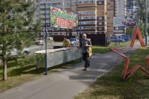 В Брянске на въезде в Володарку появится овощной базар
