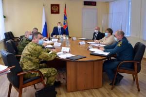 В Брянске отразили заражение «террористами» воды сибирской язвой