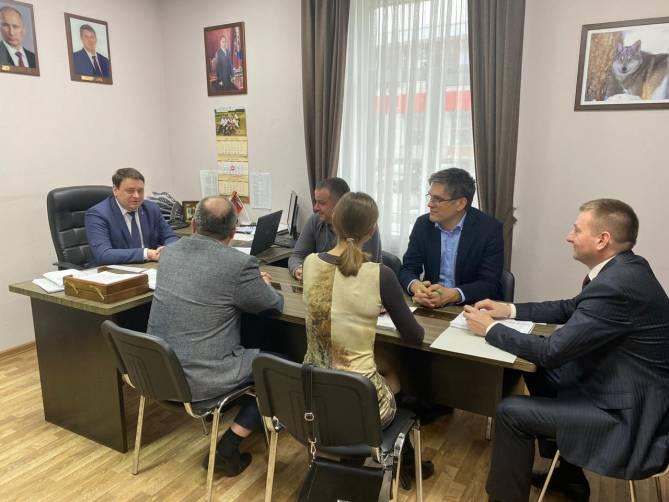В Брянске обсудили новую систему обращения с ТКО