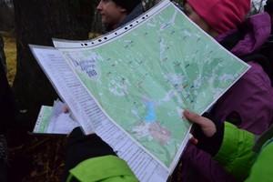 В Брянске 200 школьников покажут навыки паркового ориентирования