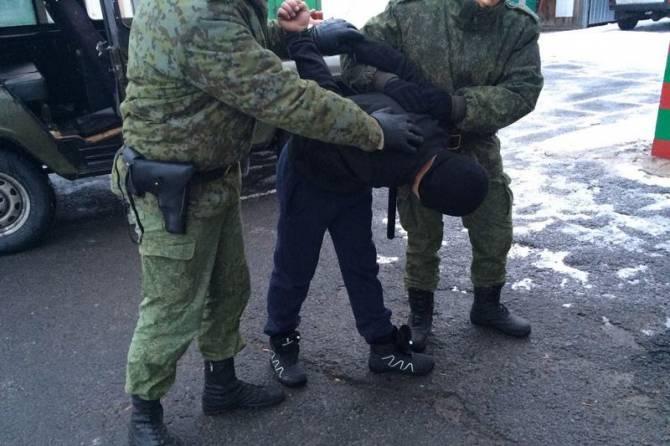 За неделю на Брянщине задержали 200 нарушителей российско-белорусской границы