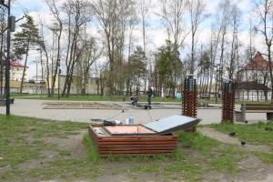 В Брянске подготовили к запуску 8 фонтанов