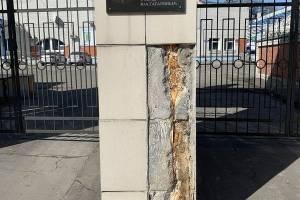 В Брянске перед юбилеем Гагарина забыли о мемориалах